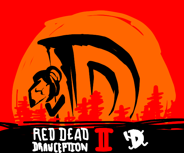 Red Dead Drawception