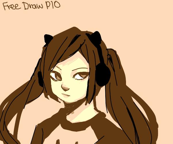 Free Draw... P.I.O.