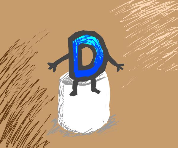 Drawception sitting on a Marshmallow