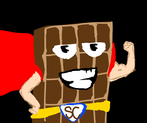 Super chocolate!