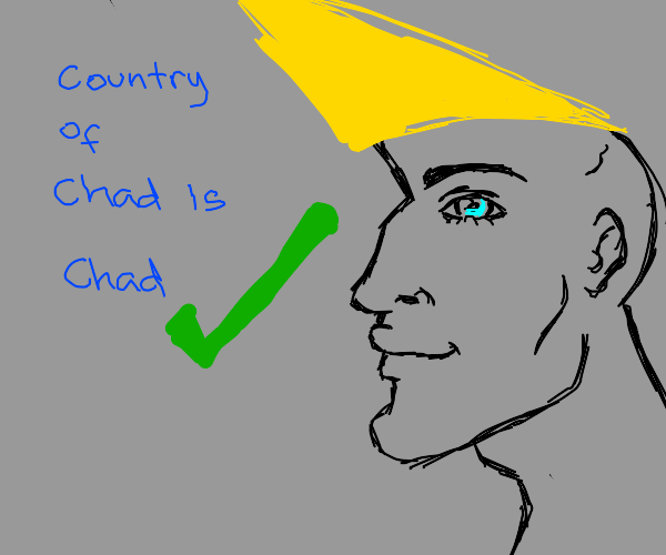Chad the country is a chad