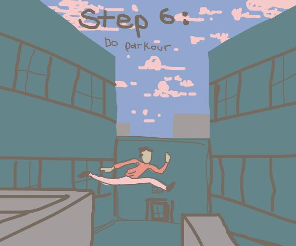 step 5: get a sugar rush