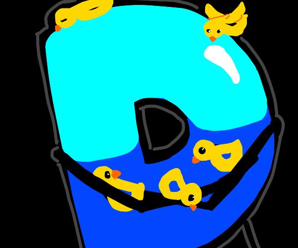 drawception d holds ducks