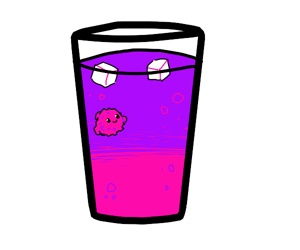 pufferfish flavor drink