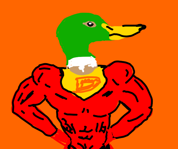 THE DUCK!!!!!!!!!!!!!!!!!!!!!!!!!!!!!!!!!!!!!