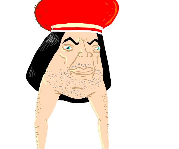 Farquaad's got L E G S