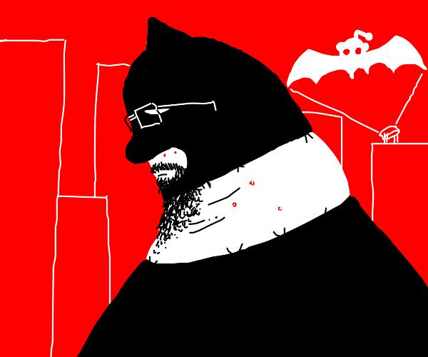 Neckbeard Batman