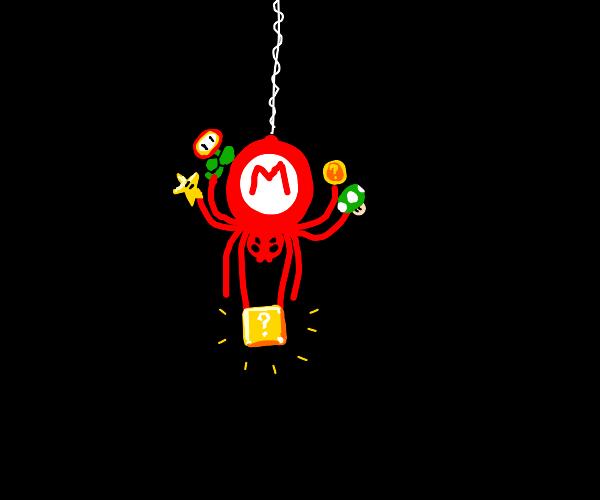mario spider