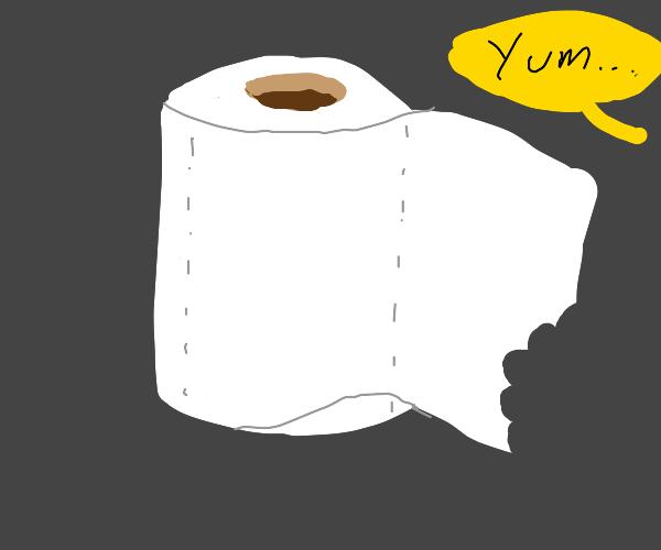 Editable Toilet Paper