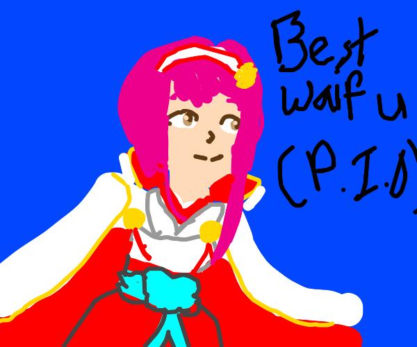 Best waifu (P.I.O.)