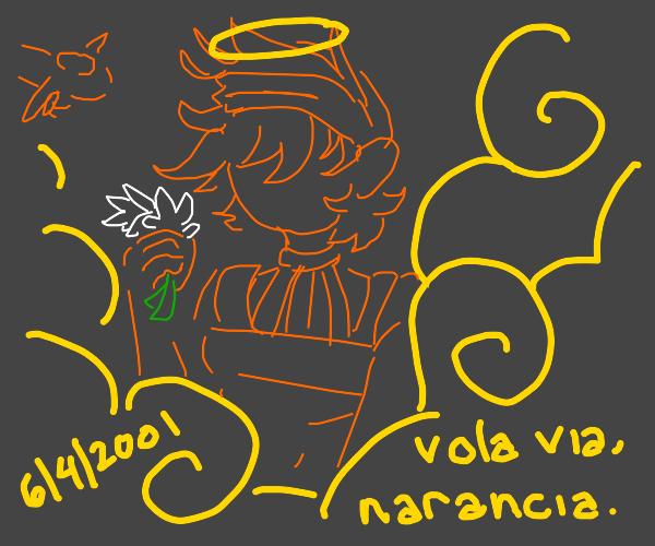 happy death day, narancia! (oh wait...)