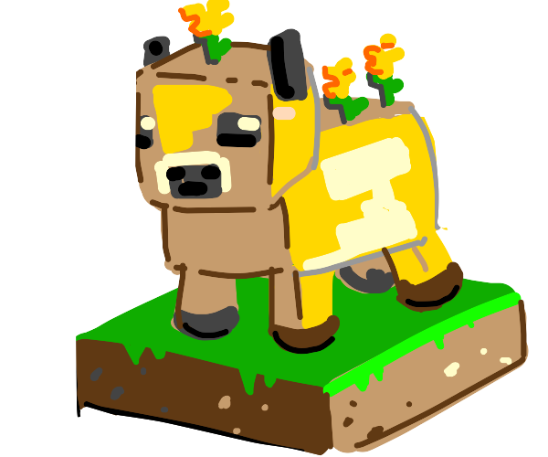 Moobloom (Minecraft)