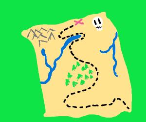 It is a map
