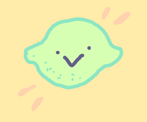 Happy lime