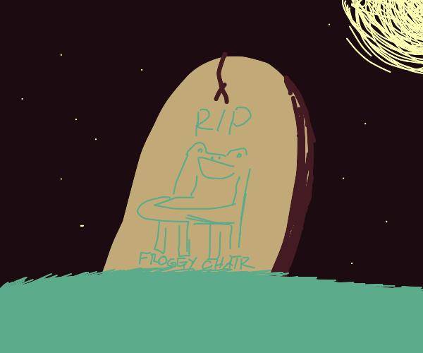 R.i.pfroggy chair