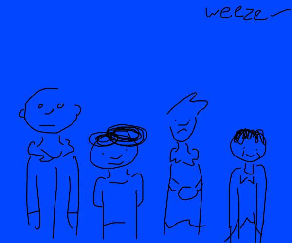 weezers blue album