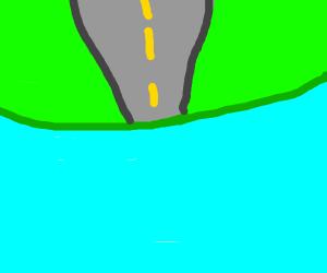 upside down roadman