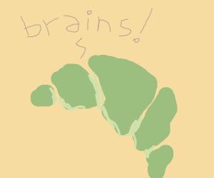 Zombie Croissant