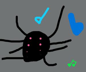 can spiders break dance?