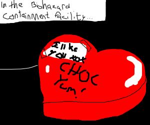 valentine's day biohazard