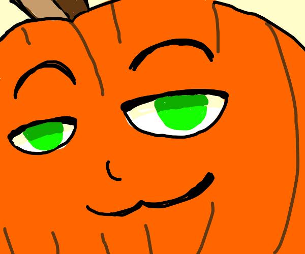 pumpkin smug