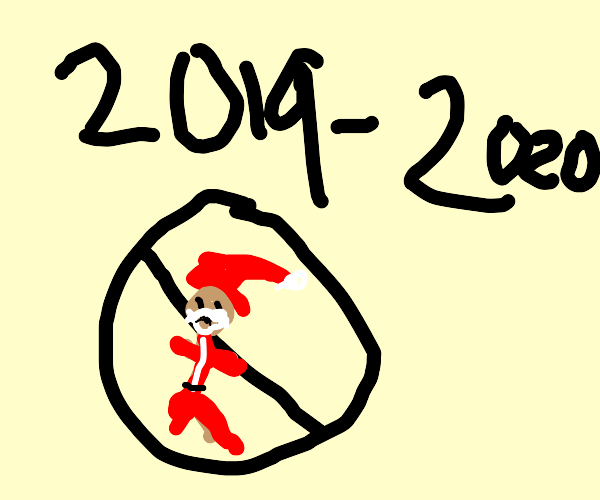 the year without santa
