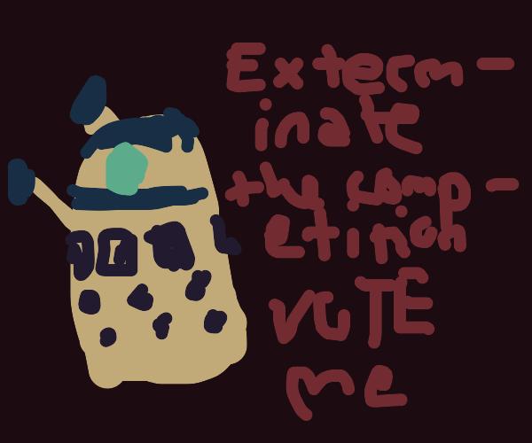 Vote for Dalek