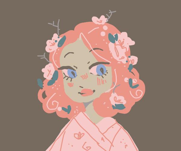 cherry blossom gurl