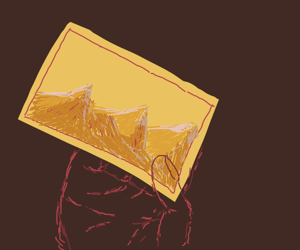 Postcard of Mars' little-known alpine region