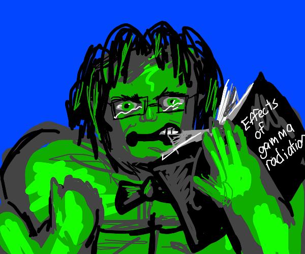 Nerdy Hulk