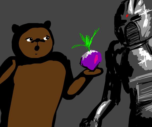 Bears. Beets. Battlestar Galactica
