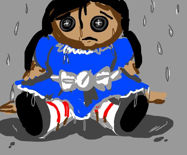 Wet Doll