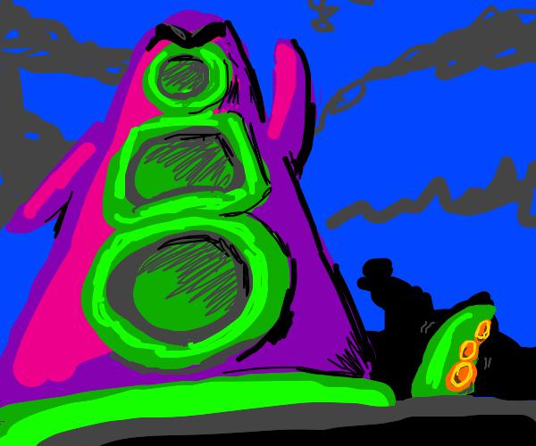 tentacle scene