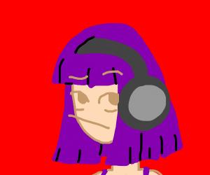 Headphone teen