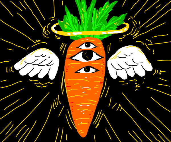 the holy carrot