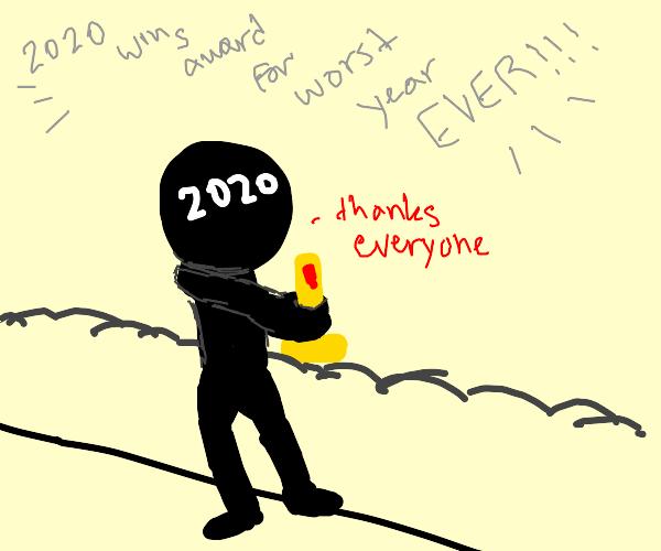 2020 = worst year ever