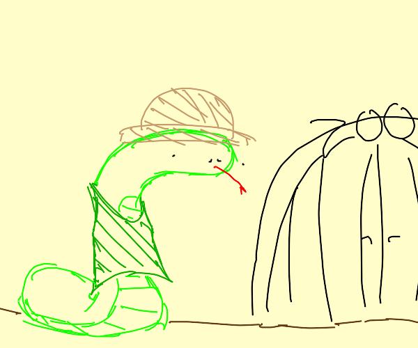 Snake Zoologist