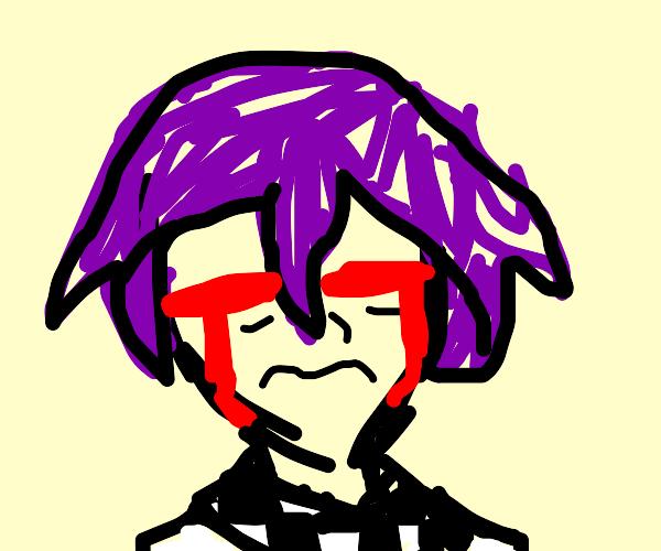 kokichi has seen some stuff