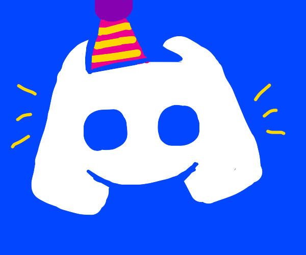 It's Discord's birthday