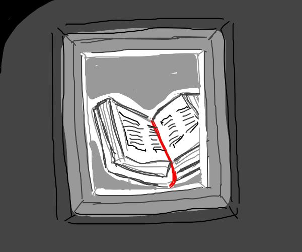 Art of a book