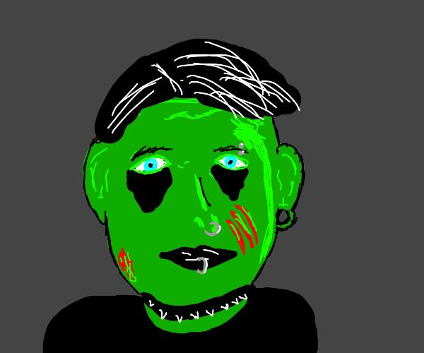 Goth Zombie