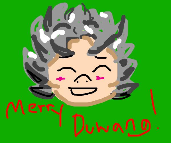 Kokichi Wishes You A Merry Christmas
