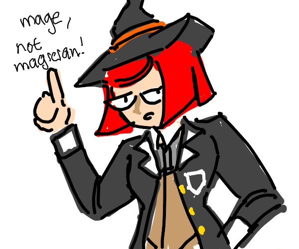 Himiko Yumeno, the Ultimate Mage-