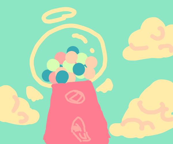 Gumball Machine in Heaven