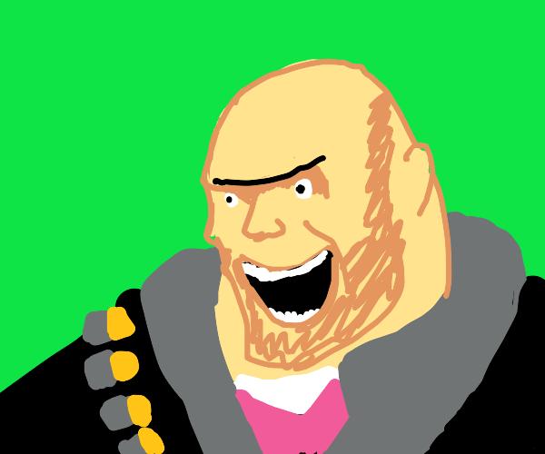 Heavy is Happy (TF2)