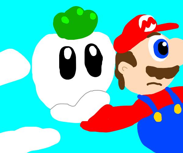 Mario radish