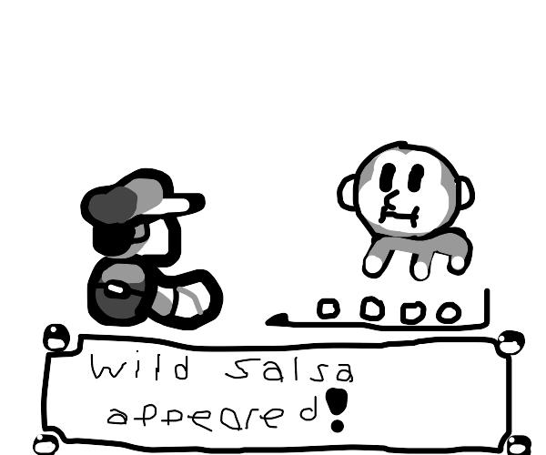 Salsa (Mother 3) As A Pokemon