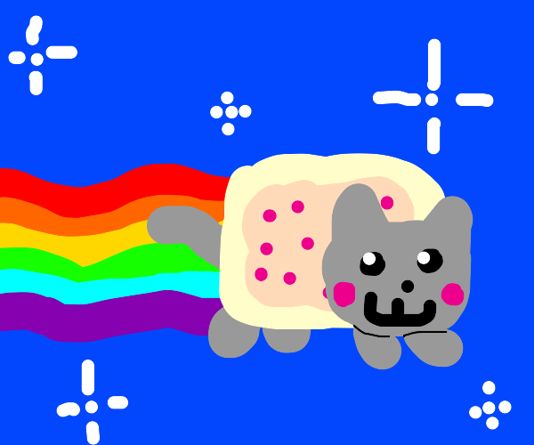 Pop-Tart Nyan-Cat