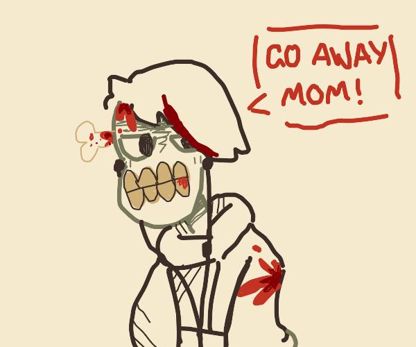 Emo Zombie