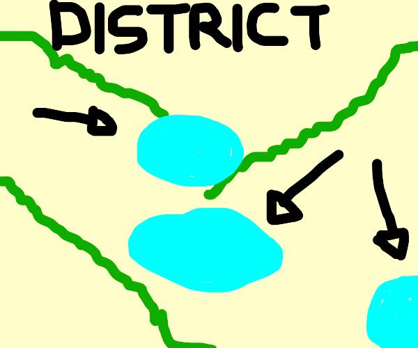 Lake District.